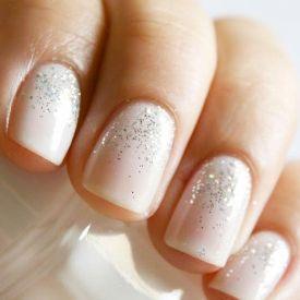 Modern yet timeless. Dazzling white manicure! #Colgate #OpticWhite #WeddingMonth http://bit.ly/1lc9DHM