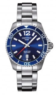 Certina DS Action - http://www.steiner-juwelier.at/Uhren/Certina-DS-Action::61.html