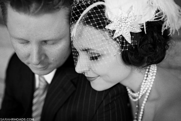 Roaring Twenties Wedding || Jen + Matt || Deco Weddings