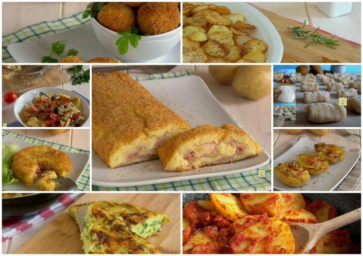 Le migliori ricette con le patate