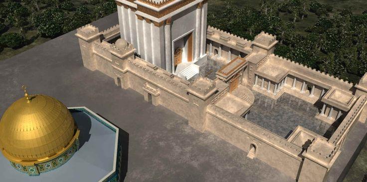 O rabino chefe ashkenazi de Israel, David Lau, disse que gostaria de ver o templo judaico reconstruído no Monte do Templo em Jerusalém. Para construí-lo,