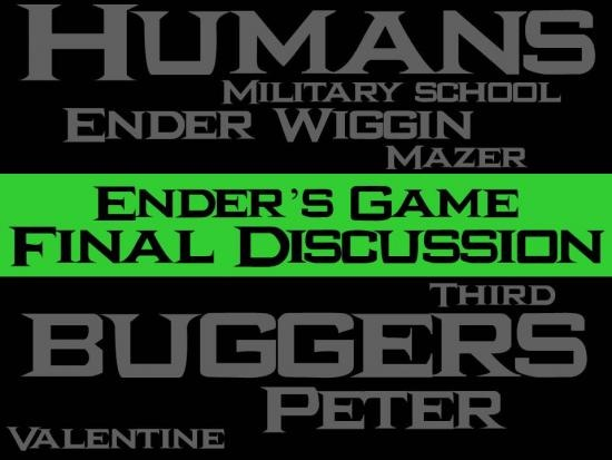 an analysis of themes in enders game a novel by orson scott card Orson scott card makes a number of allusions throughout the novel, some of  which may require explanation  ender's game can be analyzed on a number of  levels, from family dynamics and peer relations  theme of friends and enemies.