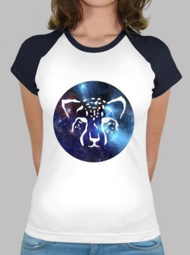 #Cheetah ragazza nebula  ad Euro 18.90 in #Tostadora #T shirt donna