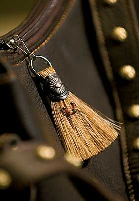 Horsehair Accessories by Cowboy Collectibles, Made in Montana