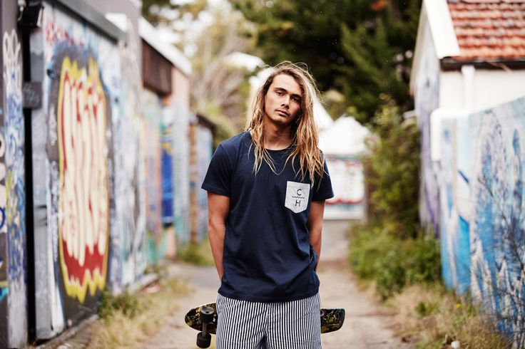 Campbell & Hall was stoked to have Pama involved in our launch campaign for Spring/Summer 2014/15. #campbellandhall #surf #blog