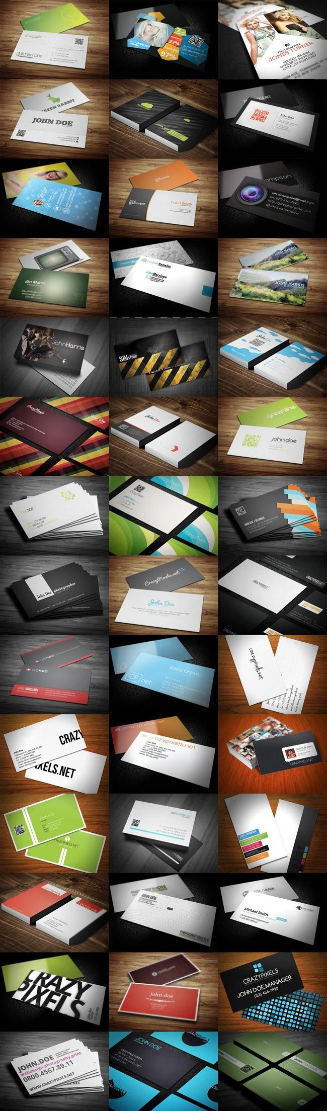 14 best business cards images on pinterest business card design today we have an amazing treat for you your design team here at designrfix deals has teamed up with the folks at crazyfuze to bring you this unbelievable reheart Image collections