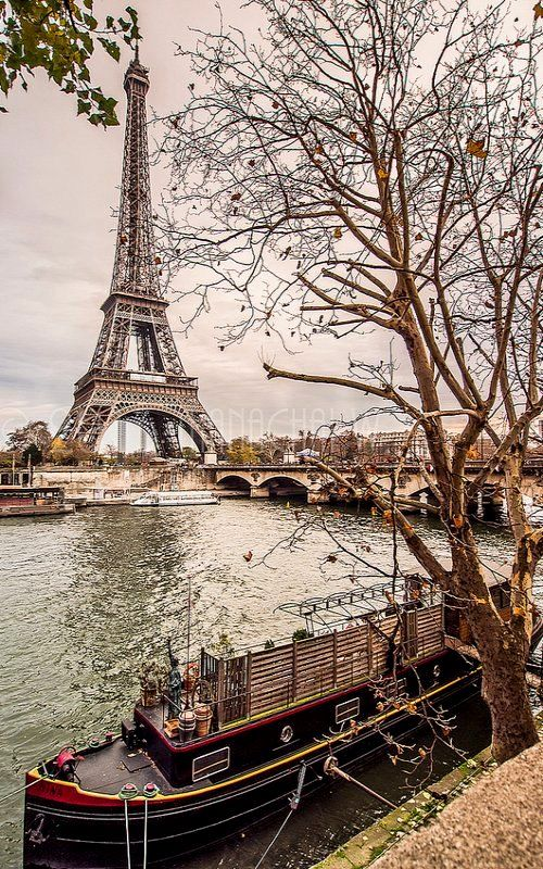 Paris in Autumn, France | by Beum Gallery