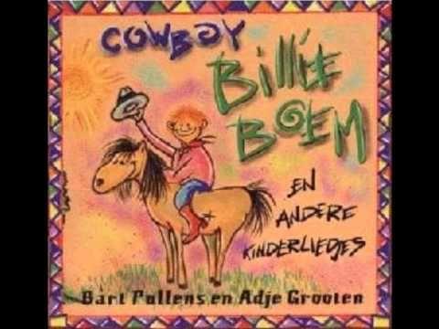 Cowboy Billie Boem - Blauwe Jasjes