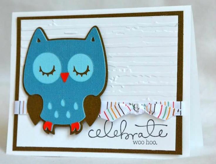 """I love the """"woo hoo"""" line.  Cute!"""