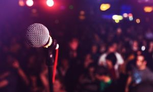Groupon - Standup Comedy Show for Two at Jokers Live through May 15 in Jokers Live. Groupon deal price: $12