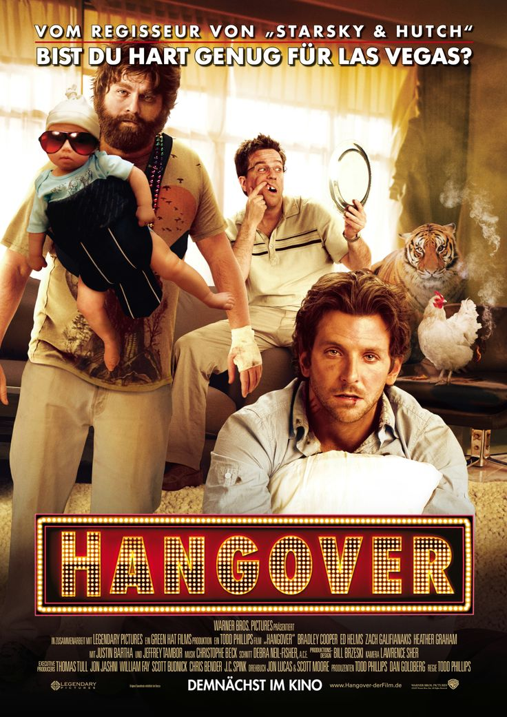 Мальчишник в Вегасе (The Hangover) 2009