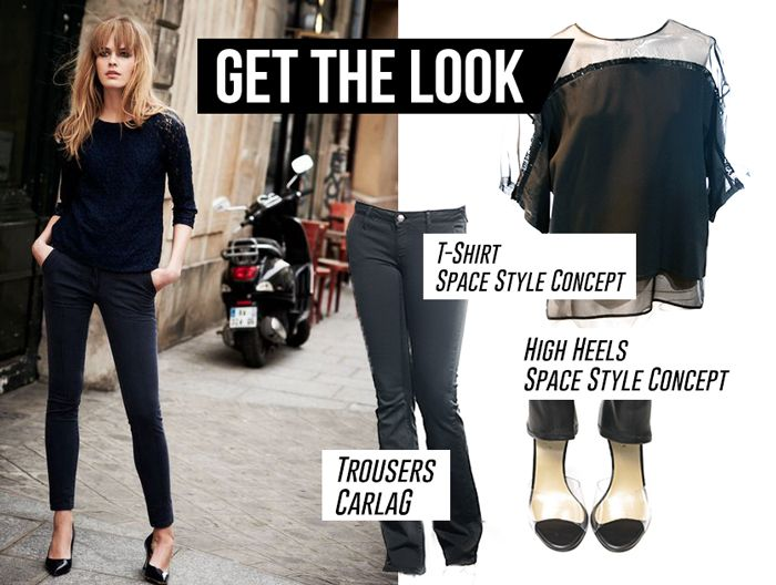 GET THE LOOK - VISIT OUR E-SHOP!