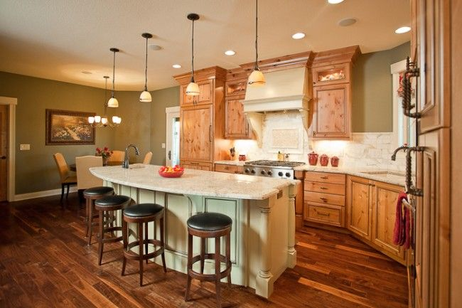 Kitchen ideas on Pinterest  Large kitchen island, Kitchen islands and