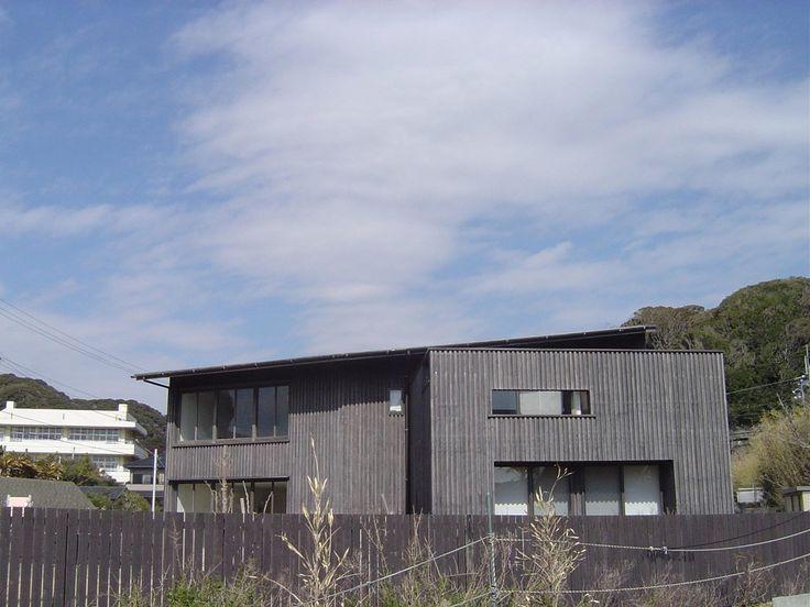 House in Ubara 2001|鵜原の家 堀部安嗣