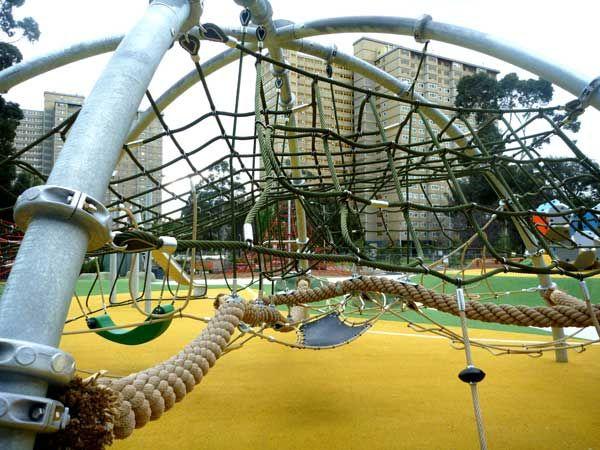 Flemington Playground, Melbourne, Australia
