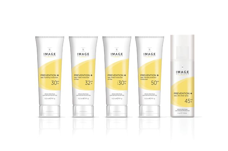 """Image Skincare gets a facelift! Check out our new packaging and design. Now there's an all new reason to """"Age Later."""" #agelater #imageskincare #utah #spa #newlook #beauty #skincare #spf #sun #summer"""