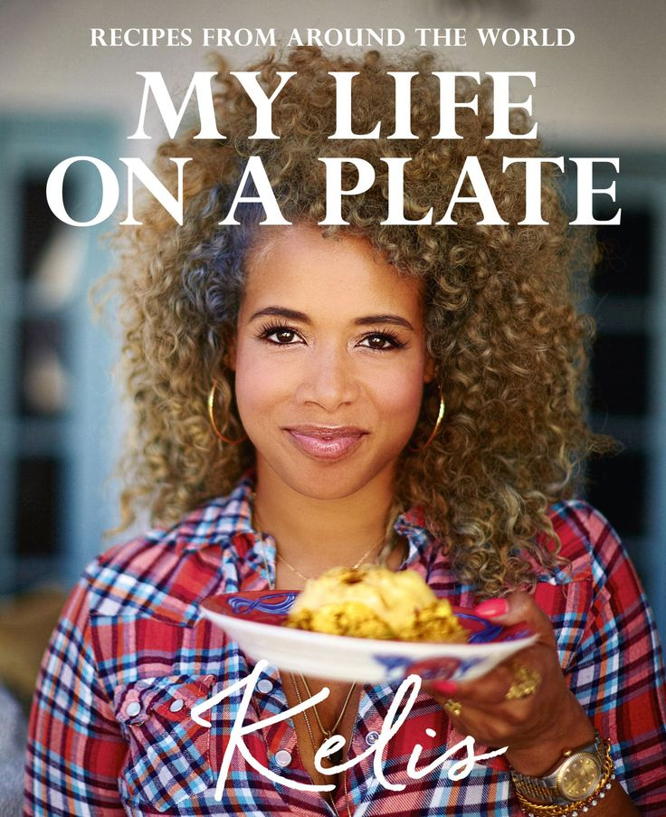 eboni-health-advisor:    Kelis Graduated From Le Cordon Bleu — Now She's Written Her First Cookbook