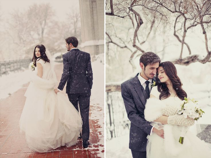 Winter Wedding Photography Outdoorphotography Snow