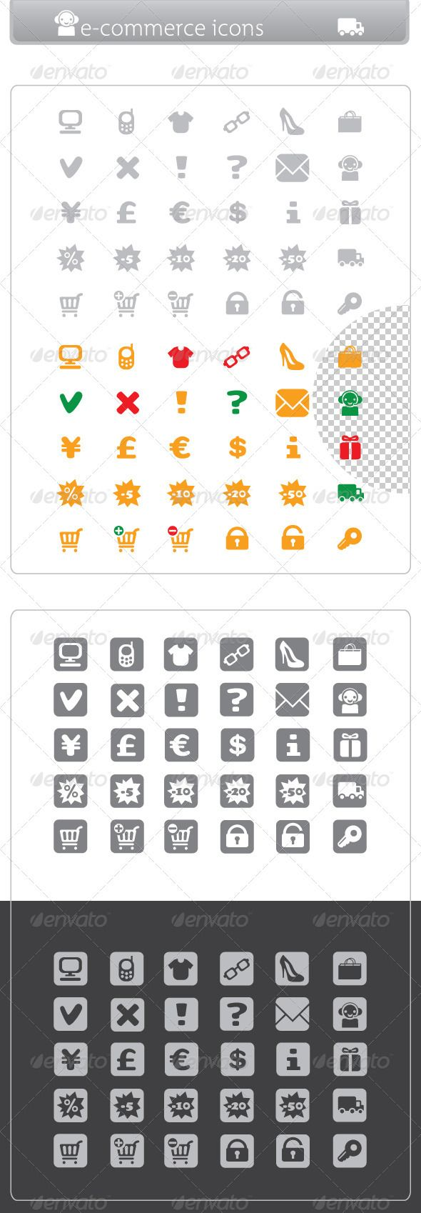 Download minimalist e commerce icons graphicriver 2414143 http graphic indexaz com download premium themes pinterest fonts icons and the o jays