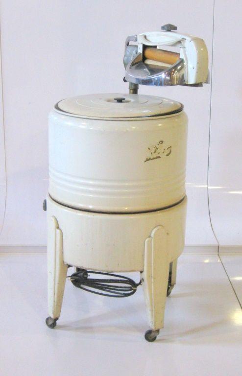 Thor Wringer Washer Made In Canada Old Washing Machine Vintage Stoves Wringer Washer