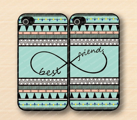 This may need to happen ... Infinity, Aztec& Best Friends iPhone case