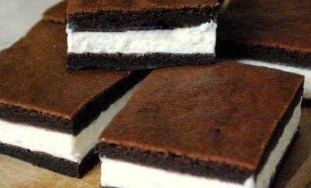 Kinder mliečny rez – rýchly a výborný koláčik bez múky! | Báječné recepty