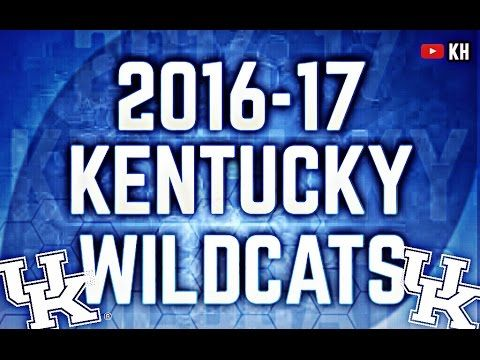 Kentucky Wildcats 2016-17