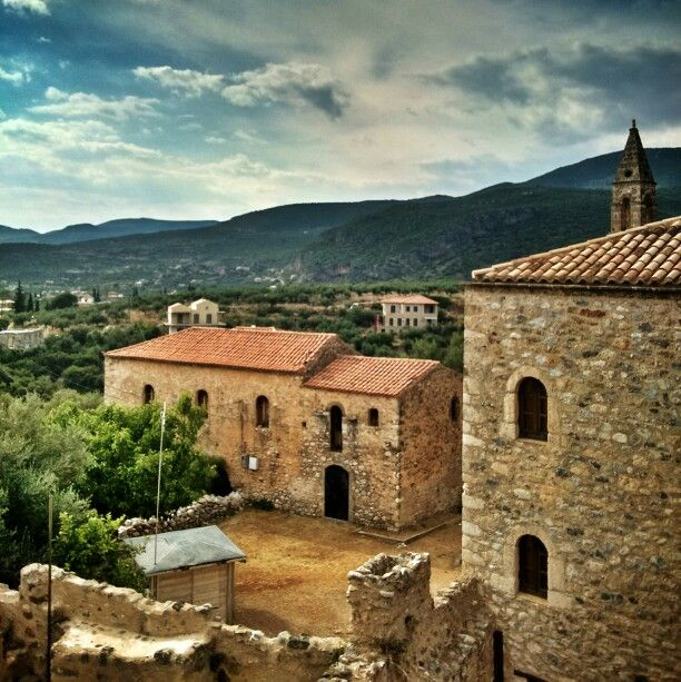 Kardamyli. Greece.