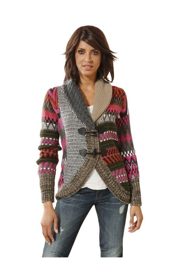 Jachetă,+cărămizie
