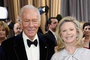 Christopher Plummer & Elaine Taylor = nearly 14 year difference.