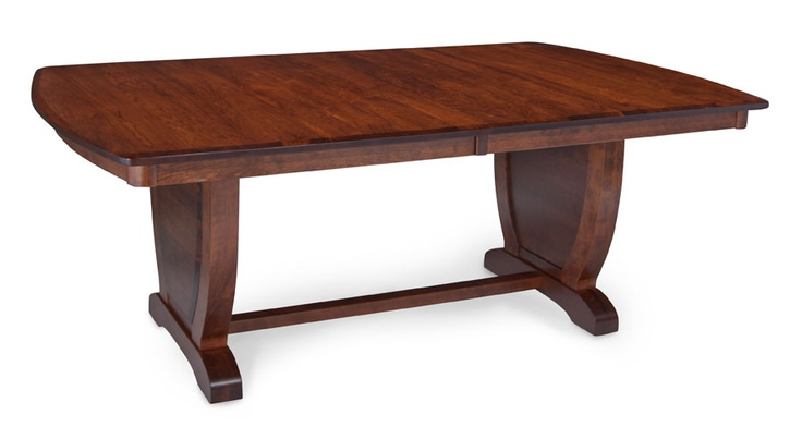 17 best images about simply amish trestle tables on for Best dining tables for families