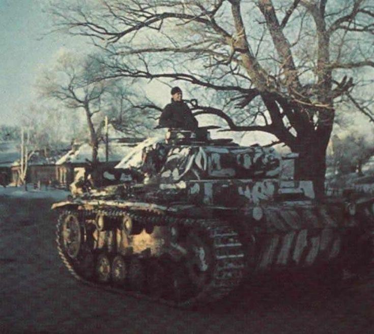 Panzer III Tank In Russian Winter, pin by Paolo Marzioli