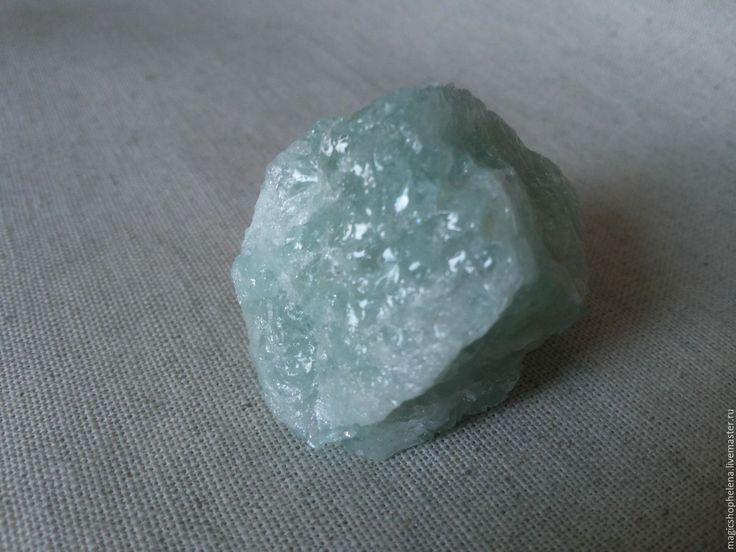 Купить Аквамарин кристалл - аквамарин, аквамарин натуральный, кристалл аметиста, необработанный камень, необработанный аквамарин