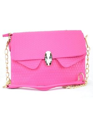 Ladies #Fashion #Designer #Crossbody #Bag #Pink
