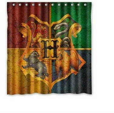 Harry Potter Shower Curtains
