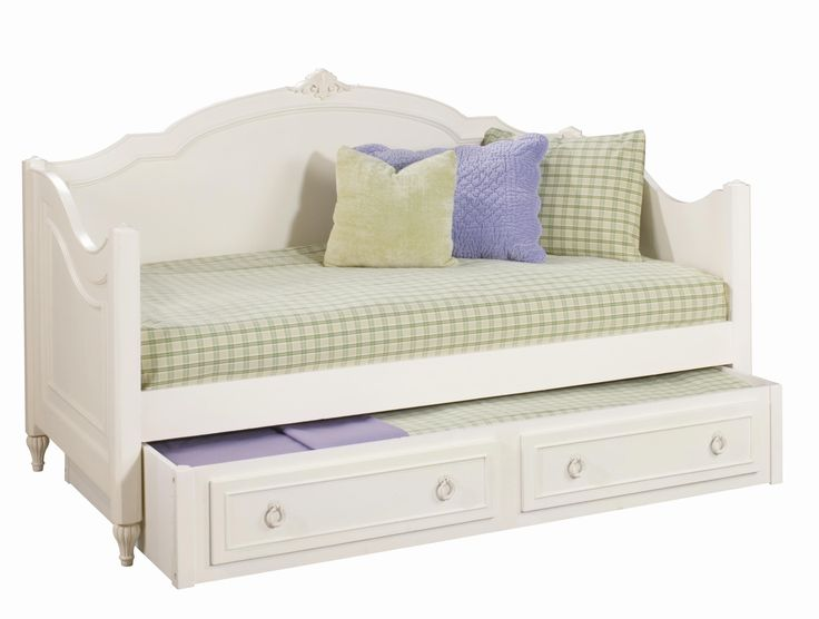 how to make a trundle bed frame