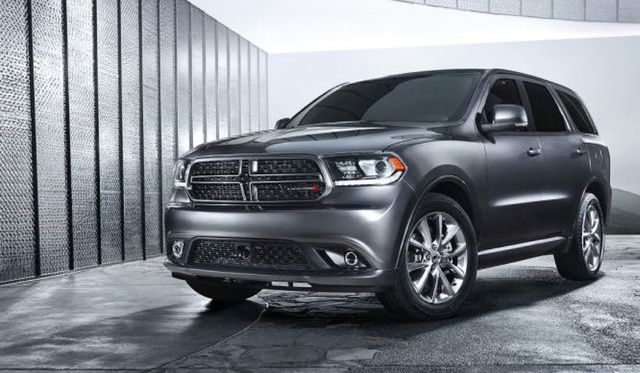 2014 Dodge Durango SRT8 in red coming next year :)