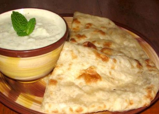 Homemade East Indian Naan Bread Made Easy) Recipe - Food.com