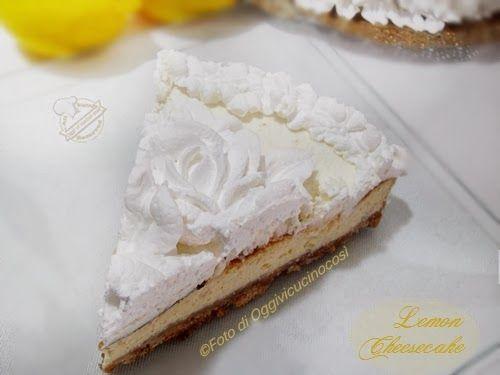 Re-Cake: Classic Lemon Cheesecake cotta