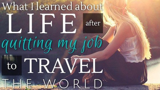 What I Learned About Life After Quitting My Job to Travel the World - Norway to Nowhere