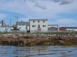 Landwash Lodging on Fogo Island