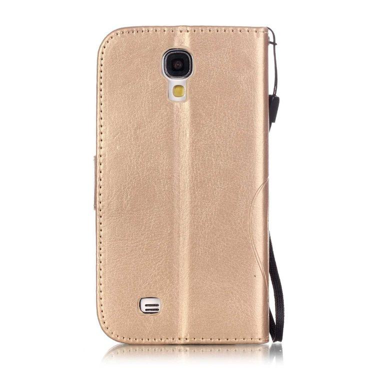Wallet Case for coque Samsung Galaxy S4 mini Case for fundas Samsung S4 mini Cover Case. Click visit to buy #RhinestoneCase #rhinestone #case