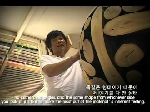 L'artiste sud-coréen Jae-Hyo Lee est un maître dans son domaine. Il transforme des morceaux de bois mis au rebut en œuvres d'art à la fois élégantes et fonctionnelles.
