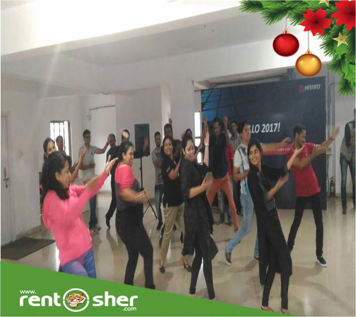 Another Fabulous event by RentSher. Hosted Zumba Dance Sessions at Mistifly, Bangalore with complete Audio system setup. Happy to be part of corporate celebrations. Visit us today for your corporate event requirements: www.rentsher.com