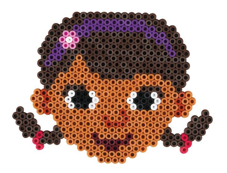 Dottie - Disney Doc McStuffins Gift Set Hama Beads 7956