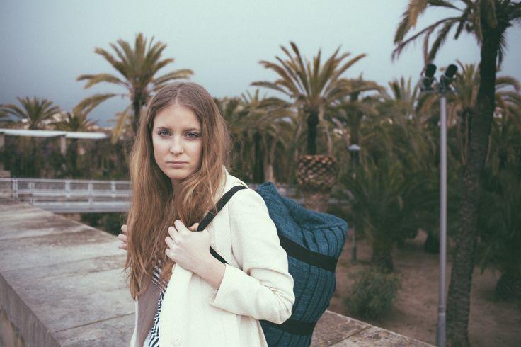 Bleu et blanc, editorial de moda (Laura Rodellas photography)