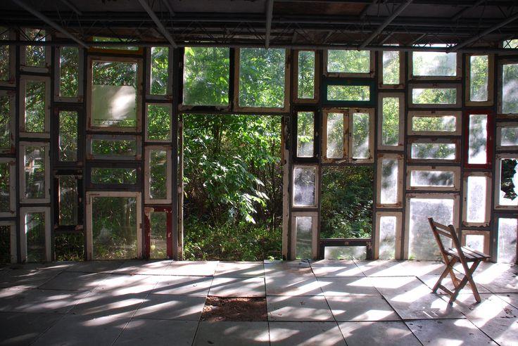 https://flic.kr/p/Mo2yus   Open ruimte, Open functie - Jason van der Woude   Verbeke Foundation