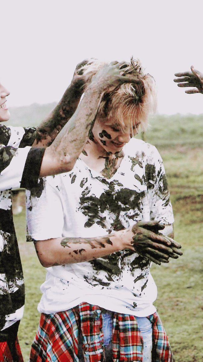 """#달의연인 허니집 trên Twitter: """"BG dear happiness #백현 #baekhyun (스캔본 rancho506)…"""