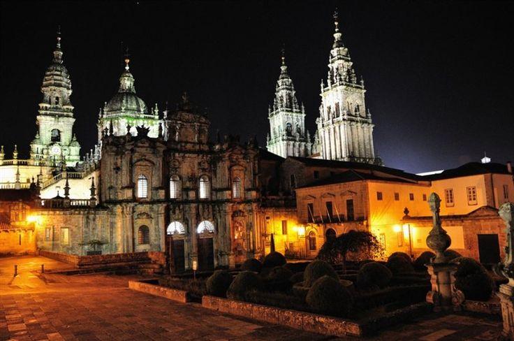 Santiago de Compostela, La Coruña, Camino de Santiago