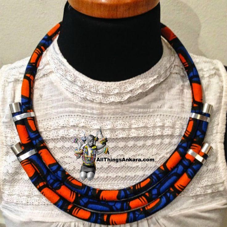 how to make ankara jewelry